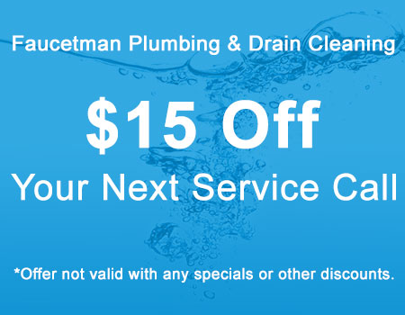 $15 Off Your Next Service Call